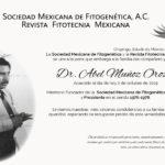 Dr. Abel Muñoz Orozco